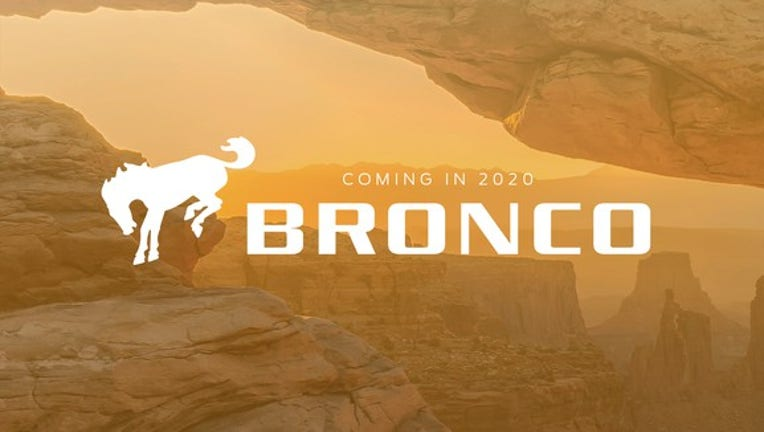 3 Things You're Going to Love About the New Ford Bronco