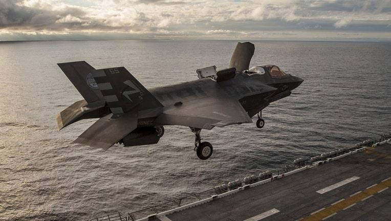 F 35 Carries Lockheed Martin To Higher Profits Fox Business