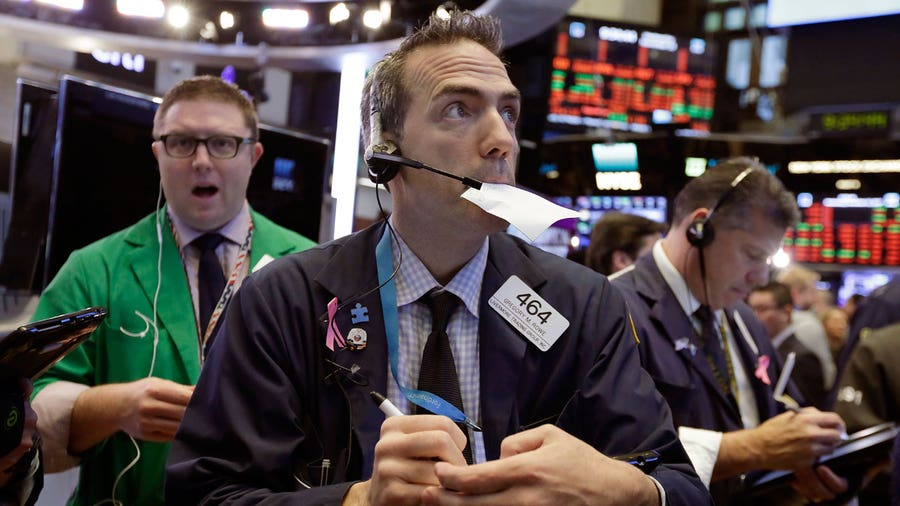 Dow Jones closes above 35,000 for first time