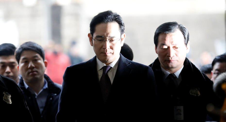 SOUTHKOREA-POLITICS-SAMSUNG-GROUP