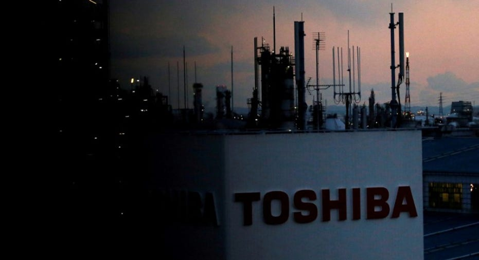 TOSHIBA-ACCOUNTING