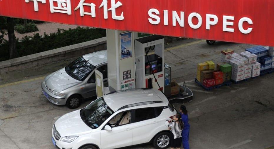CHINA-SINOPEC