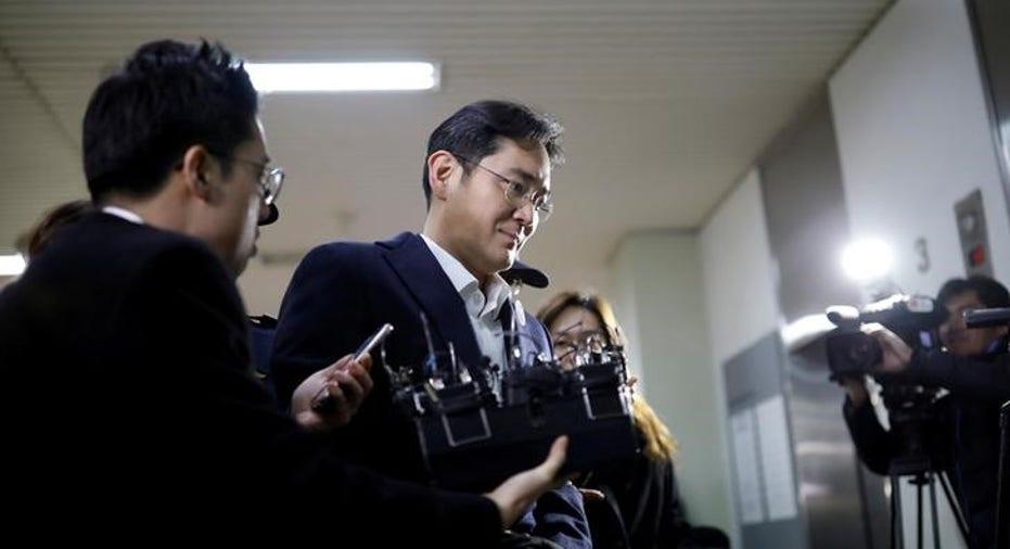 SOUTHKOREA-POLITICS-SAMSUNG-GROUP-LEE