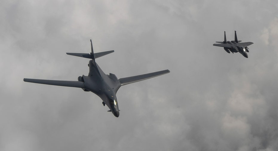 B1 Bomber AP FBN