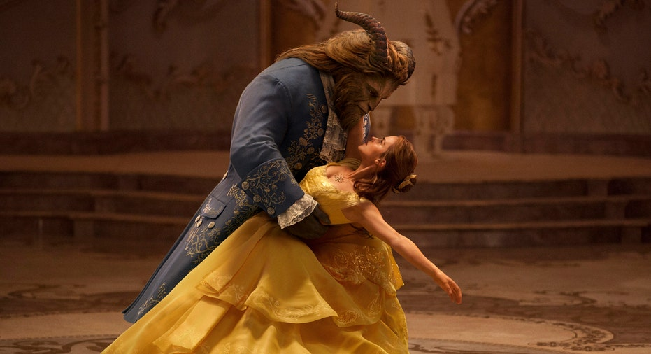 Beauty and the Beast AP FBN