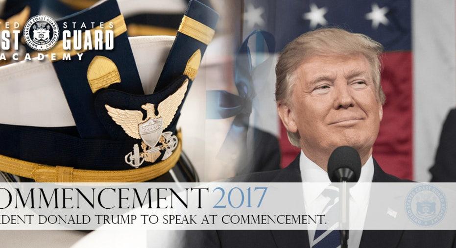 Trump Coast Guard Commencement FBN