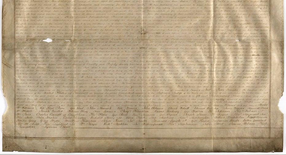 Declaration AP