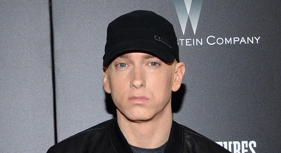 Eminem Trump