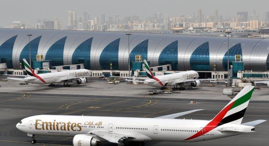 Emirates Airlines AP FBN