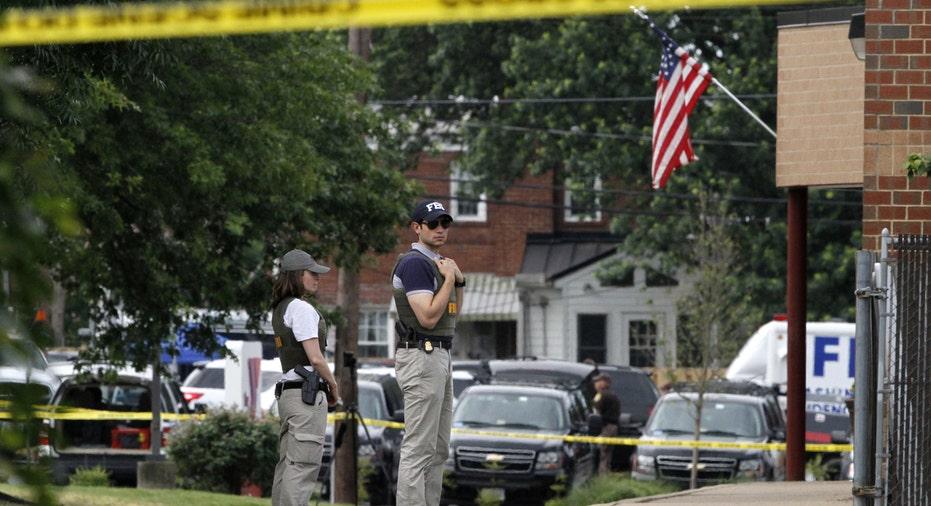 FBI VA Shooting