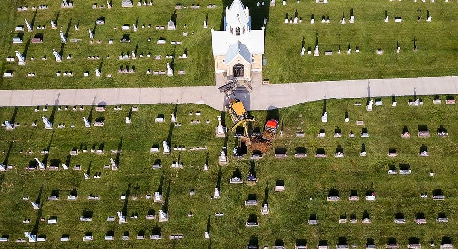 Graveyard Iowa AP FBN