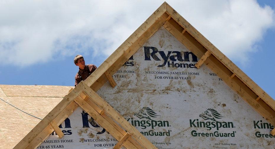 Home Being Built AP FBN