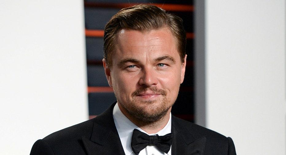 Leonardo DiCaprio AP FBN
