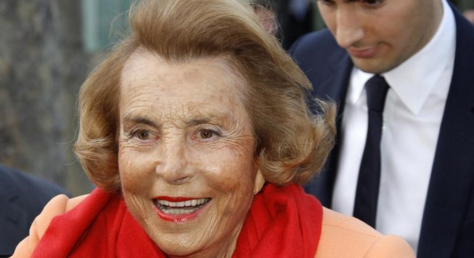 Liliane Bettencourt FBN