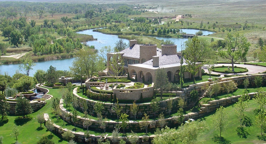 T. Boone Pickens has put his ranch up for sale with an asking price of 250million