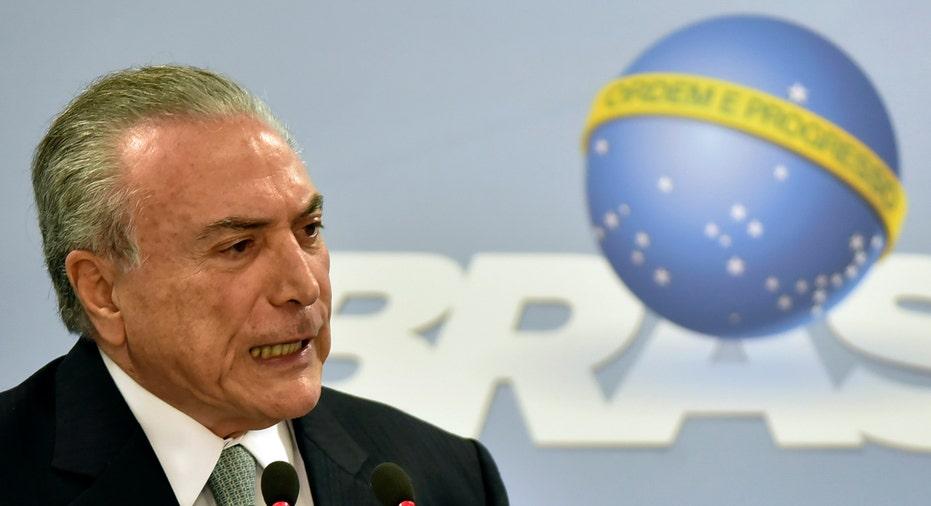 Michel Terner Brazil AP FBN