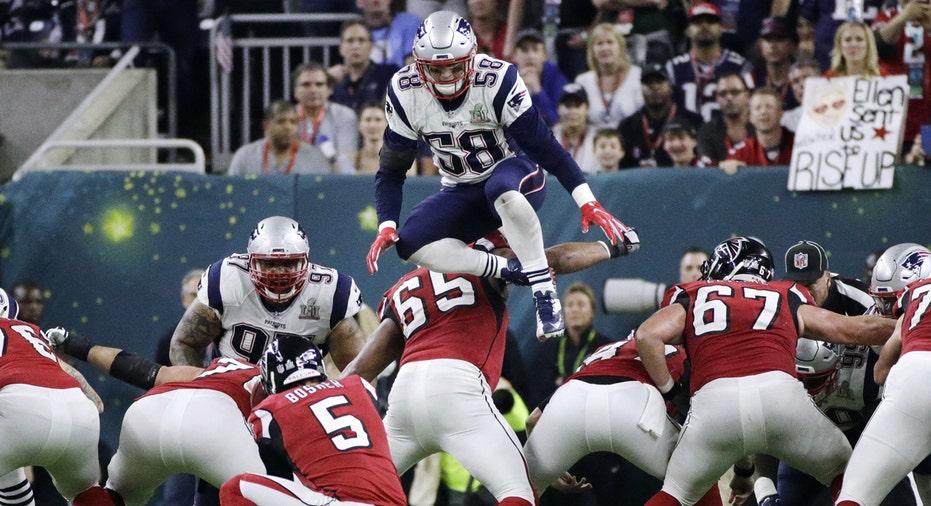NFL Leap