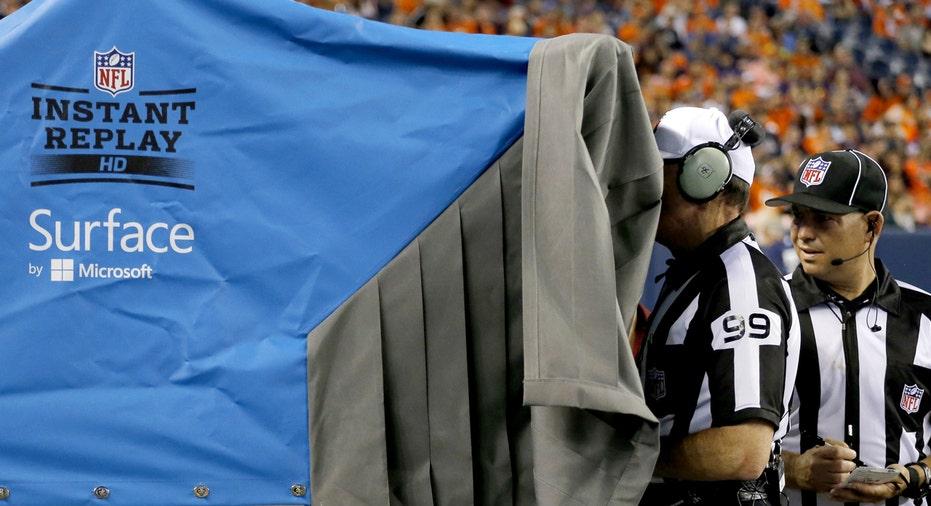 NFL Microsoft
