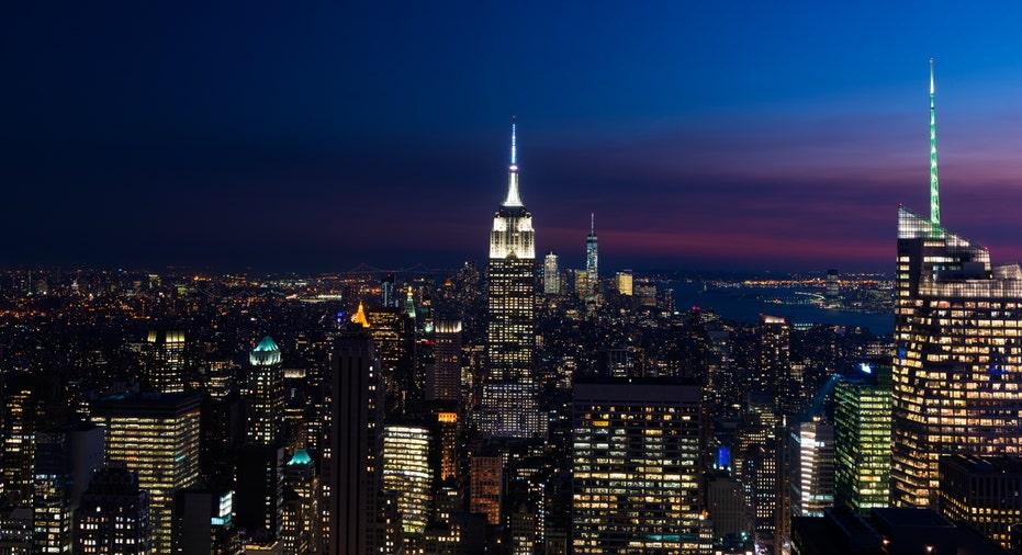 NYC Skyline FBN