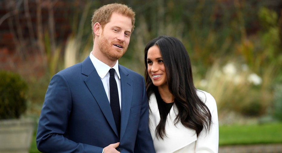Prince Harry and Meghan Markle RTR