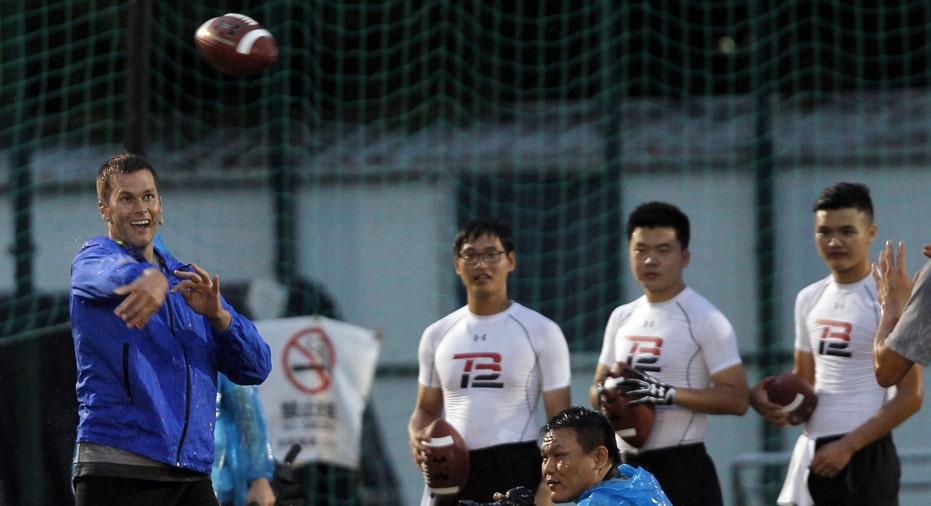 Tom Brady China 2