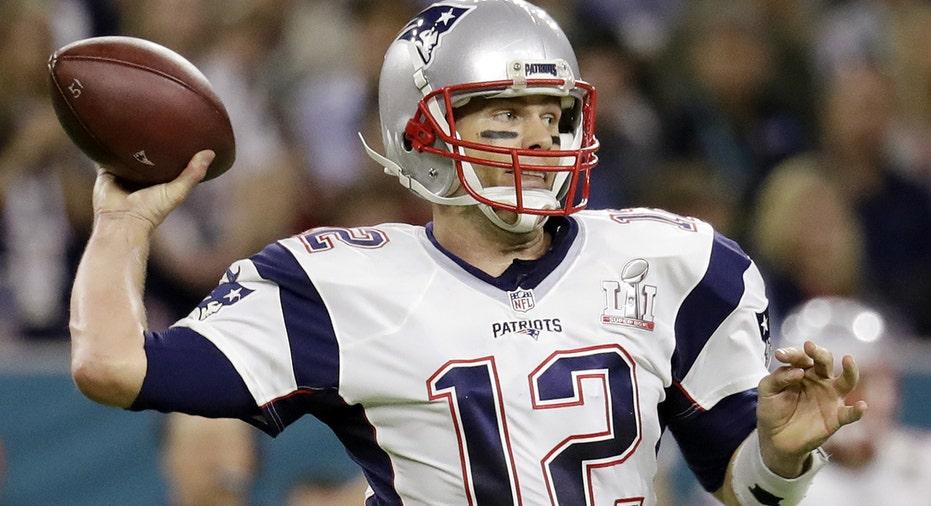 Tom Brady jersey 2