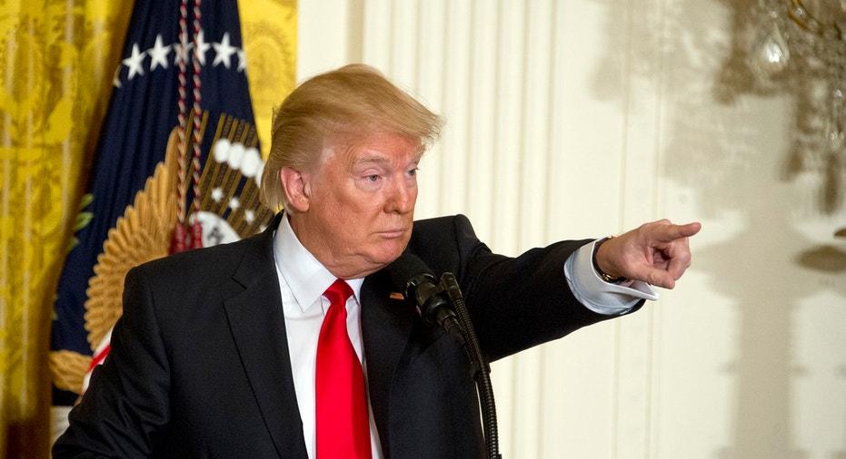 Trump Presser FBN