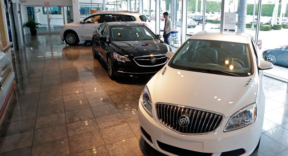 Buick dealership General Motors GM FBN AP