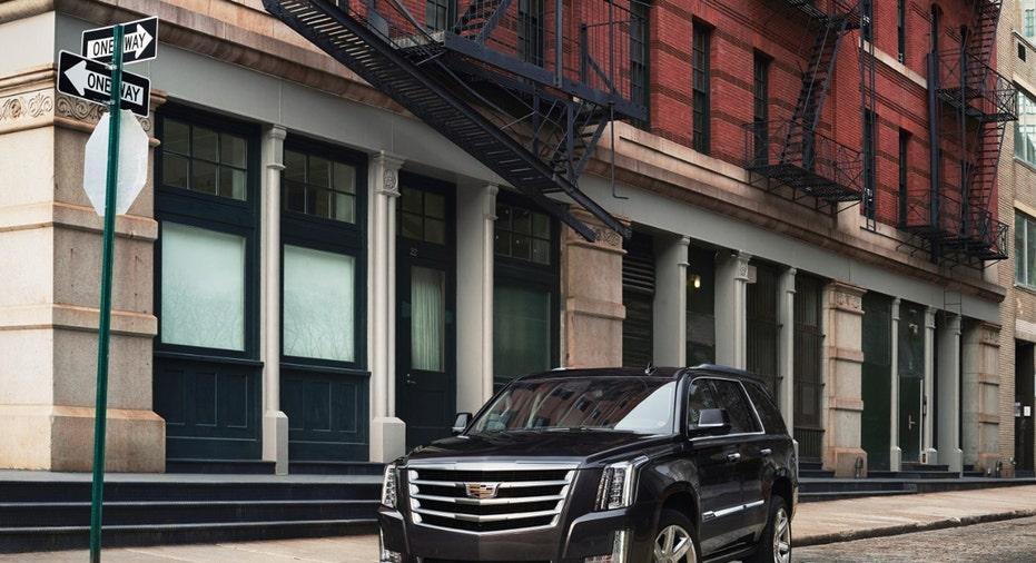 2017 Cadillac Escalade FBN