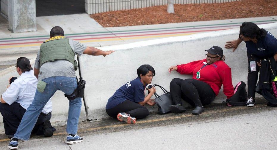 Florida Airport Shooting, shooting, FBI FBN