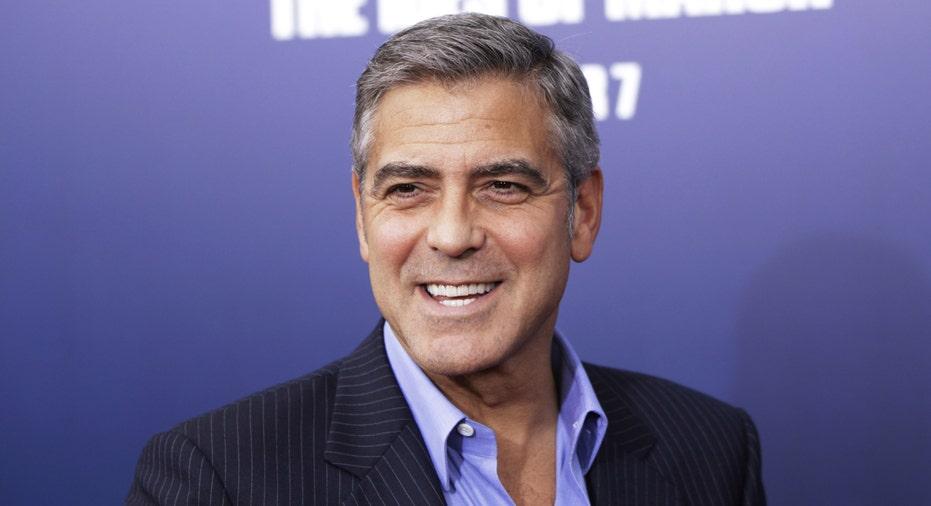 George Clooney FBN