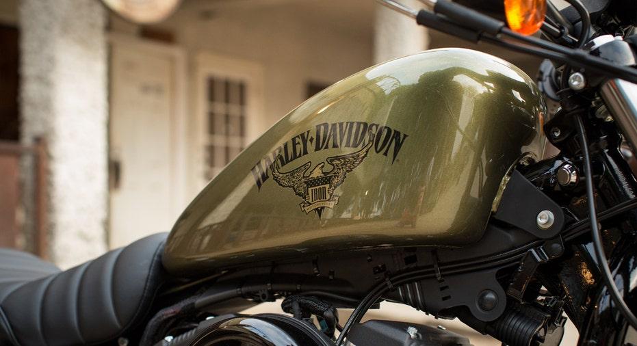 Harley Davidson logo 1 FBN