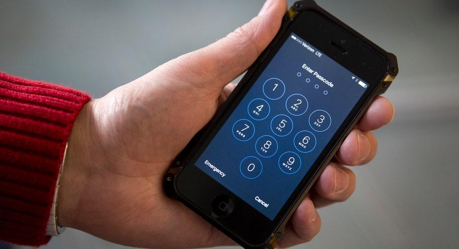 iPhone, encryption, iPhone password FBN