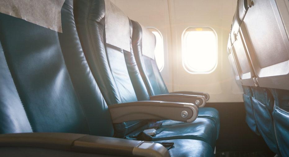 Airline Seat istock FBN