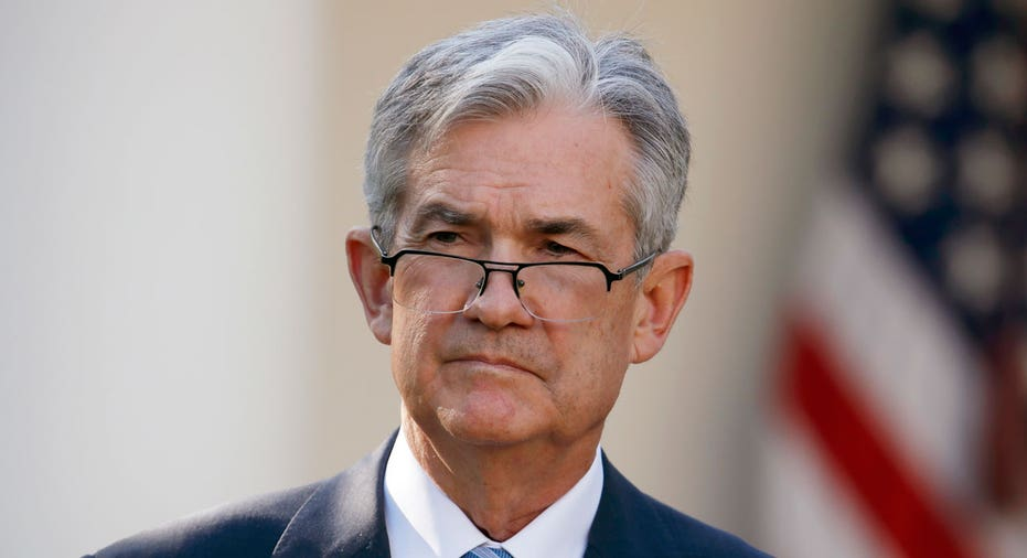 Jerome Powell Fed White House AP FBN