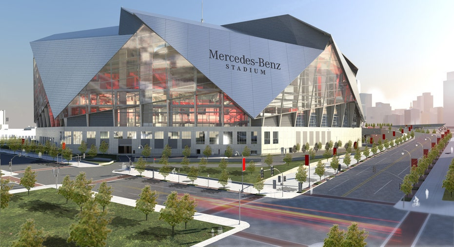 Mercedes-Benz Stadium FBN