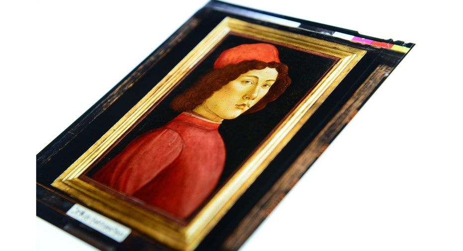 SI3 Nazi Looted Art Work 1