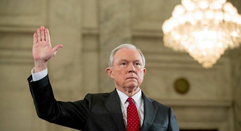 Senator Jeff Sessions (R-AL) (Attorney General)