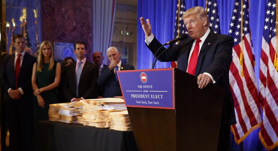 Trump Jan. presser FBN