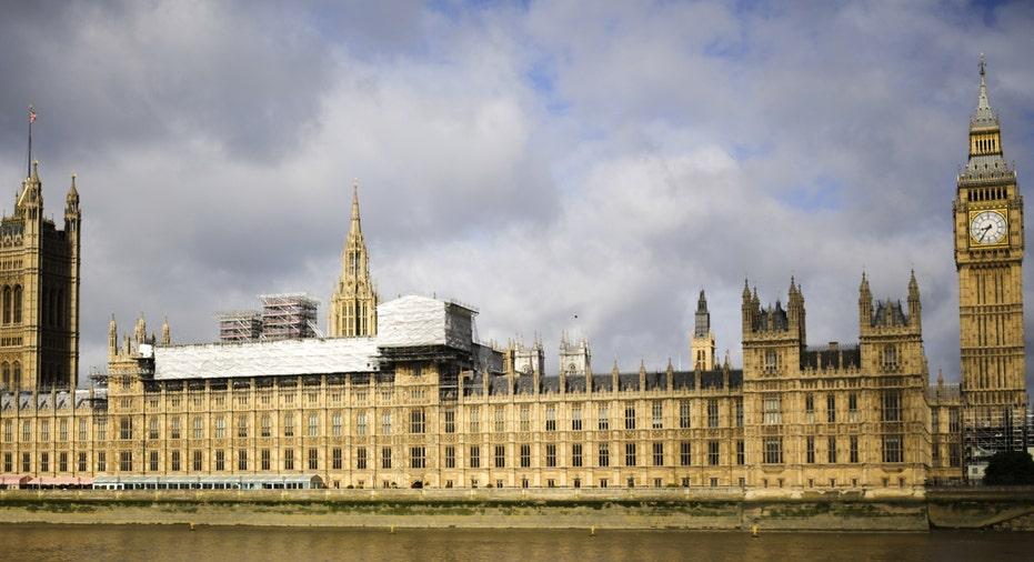 U.K. House of Parliament London FBN