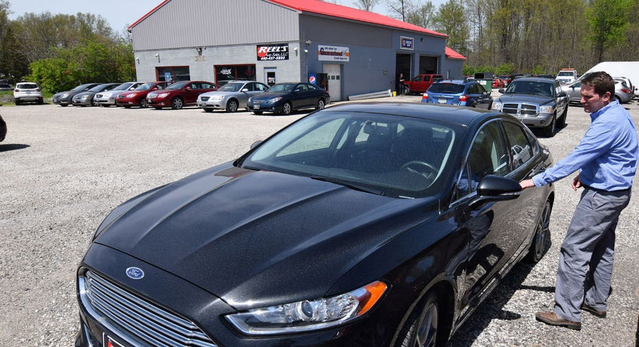 Used car dealership Ford FBN