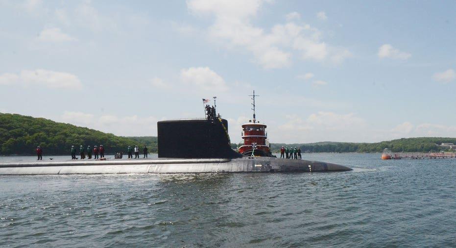 USS Virginia Navy photo FBN