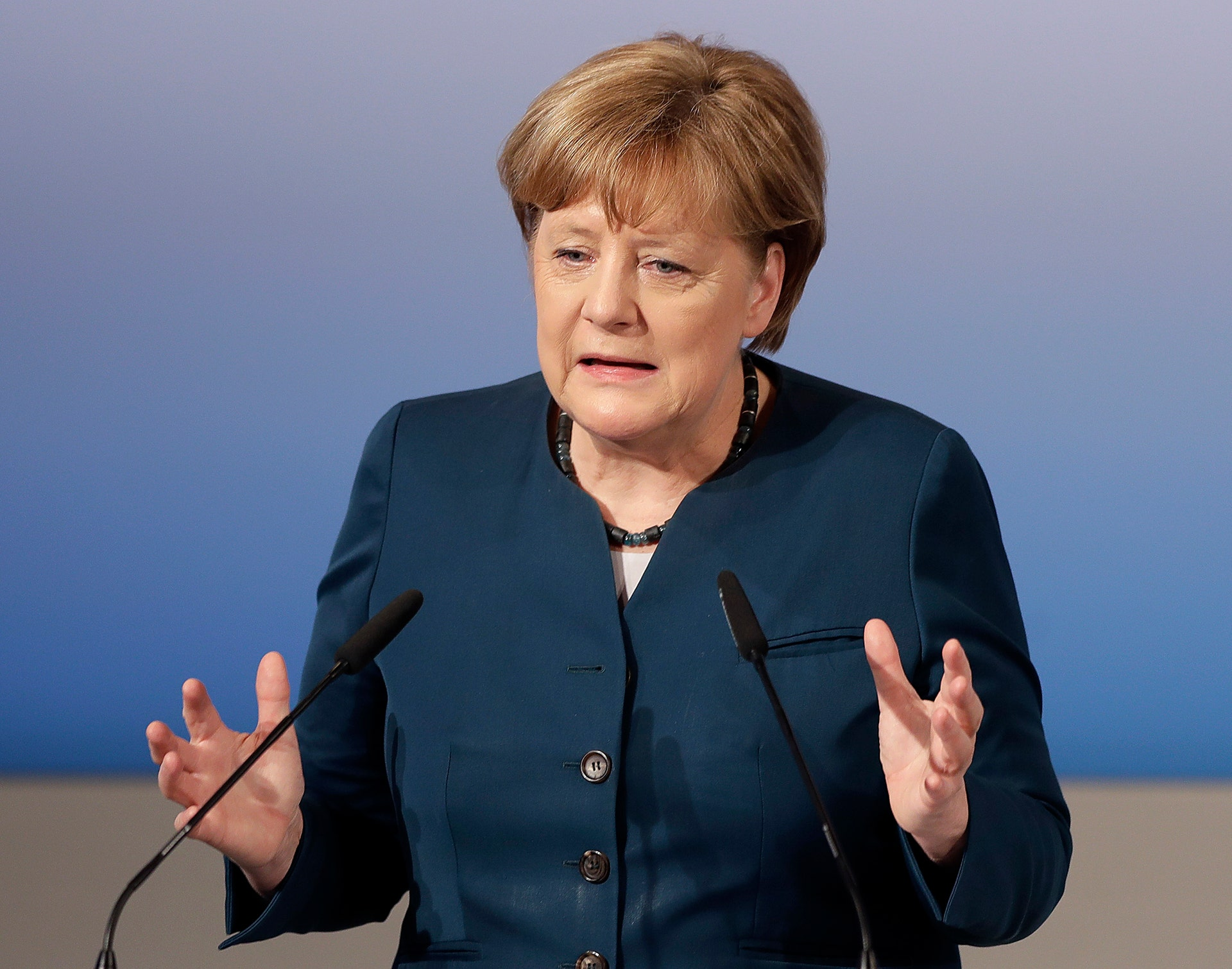 German economy stagnated in fourth quarter