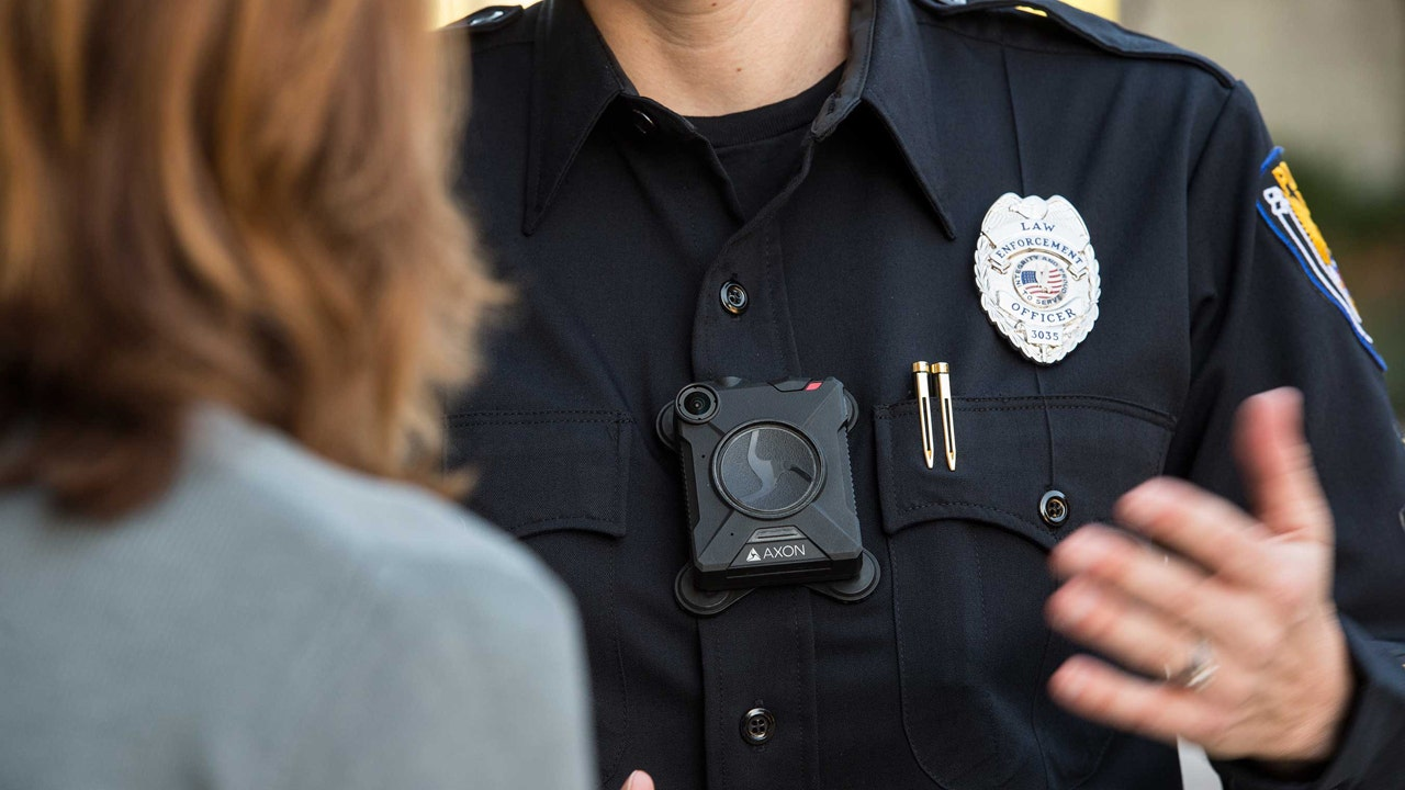 Bodycam purchases on the rise as police departments beef-up protection