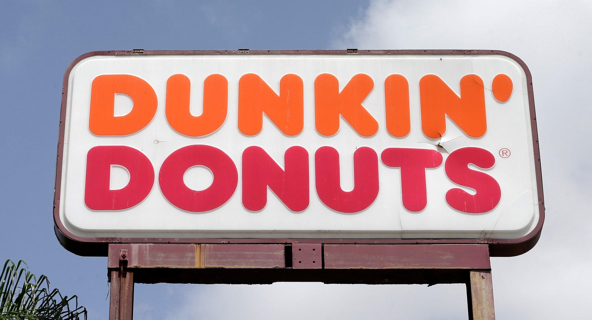 Dunkin Brands Names David Hoffmann As Ceo Business Breaking News