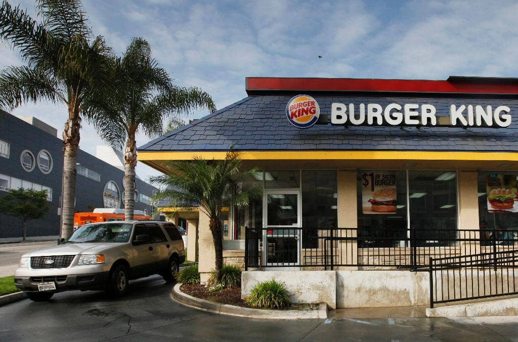 Burger King's parent plans to open 40000 locations in 10 years time - Fox Business