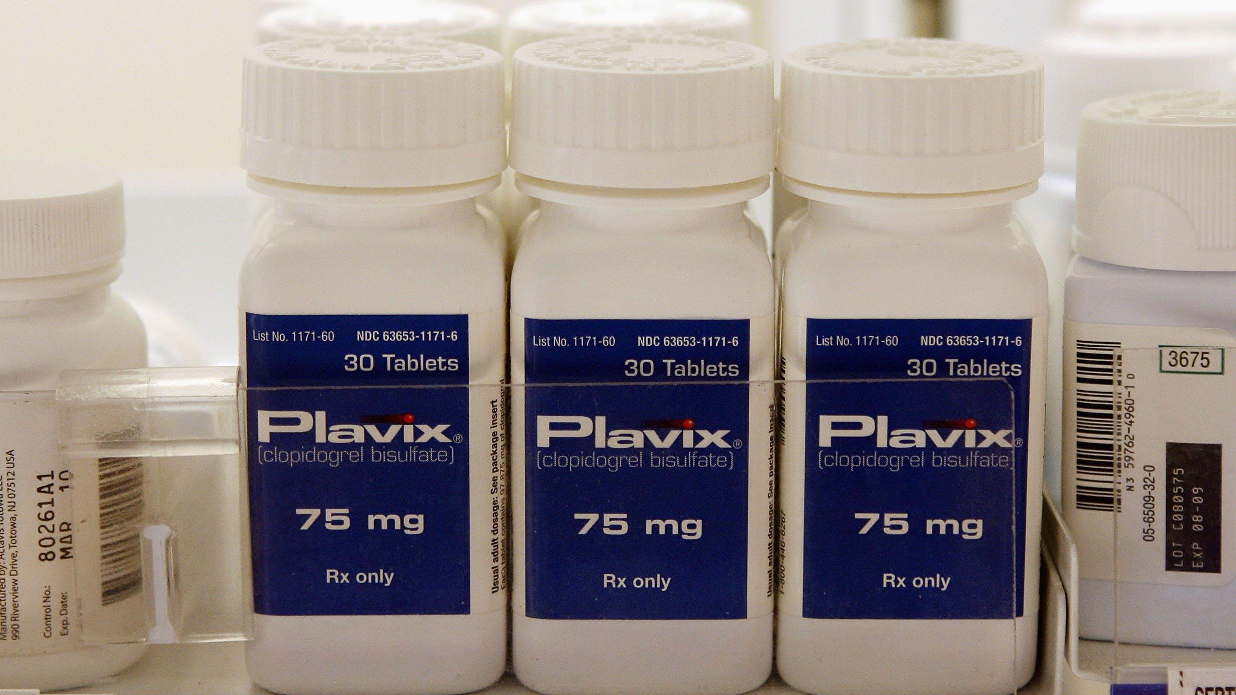 Bristol-Myers, Sanofi ordered to pay Hawaii $834 million over Plavix warning label - Fox Business