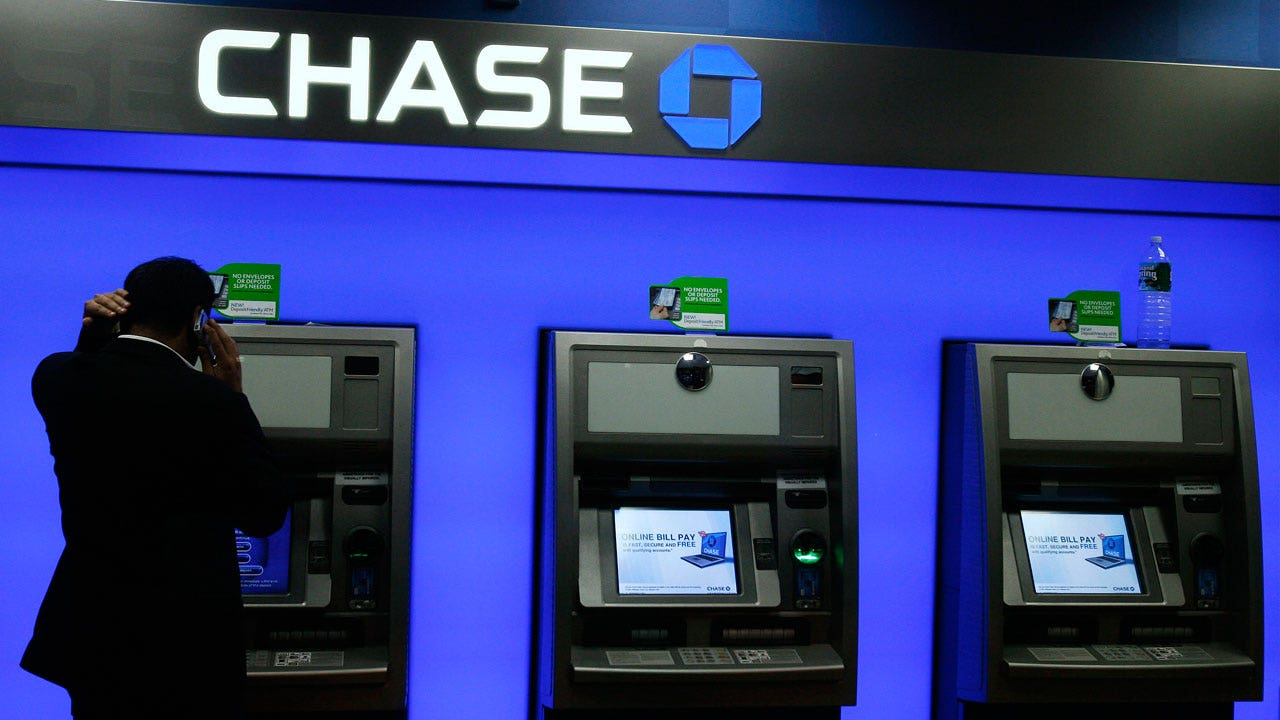 Chase debit cards no longer replaced at branches   Fox Business