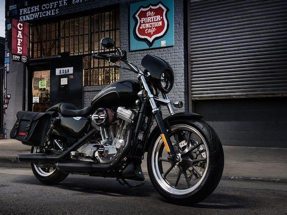 Harley Davidson Losing Sales