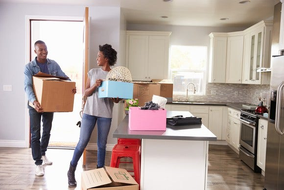 Home Buying  cover image